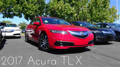 Acura 4 Cylinder by 2017 Acura Tlx 2 4 L 4 Cylinder Review