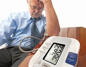 Home Blood Pressure Monitors Deemed Unreliable  Patients