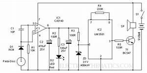 Temperature Sensors Circuits