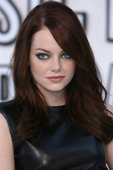 Emma Stone's Hairstyles & Hair Colors   Steal Her Style
