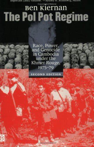 pol pot regime race power  genocide  cambodia