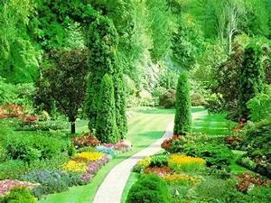 HQ Wallpapers: Flowers Garden Wallpapers