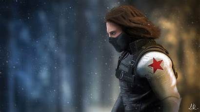 Soldier Winter 4k Wallpapers Costume Solider Deviantart