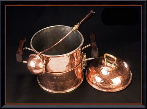 copper pots  pans hammered copper cookware custom cookware