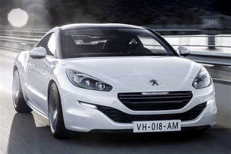 Image Gallery 2018 Peugeot Rcz