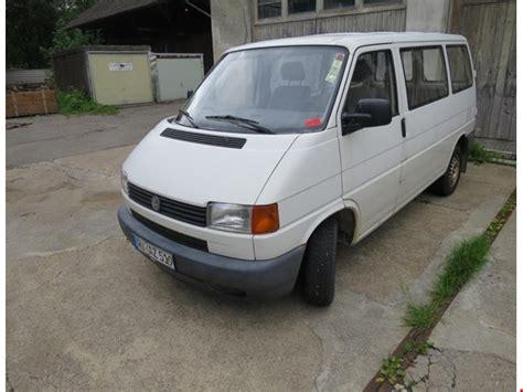 transporter gebraucht kaufen vw t4 transporter gebraucht kaufen auction premium