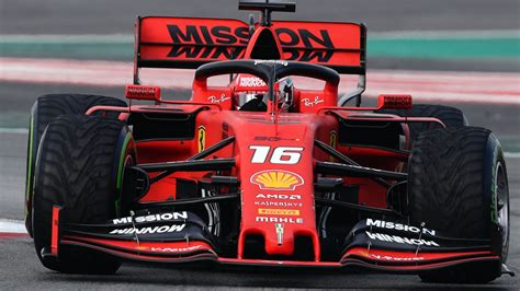 scuderia ferraris mission winnow sponsor