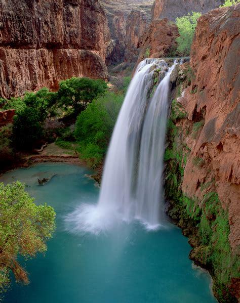 Havasu Falls Arizona Usa Beautiful Places To Visit