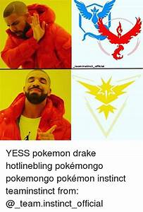 Pokemon Instinct Meme Images | Pokemon Images