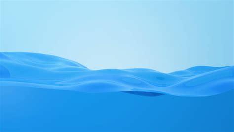 Water Surface Splash, Slow Motion Stock Footage Video
