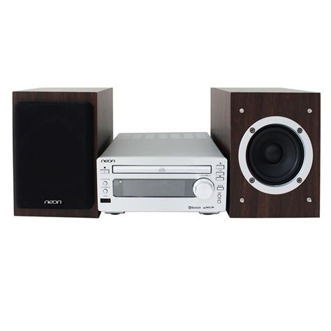 bluetooth cd player neon mcb1533 37 micro cd system with bluetooth