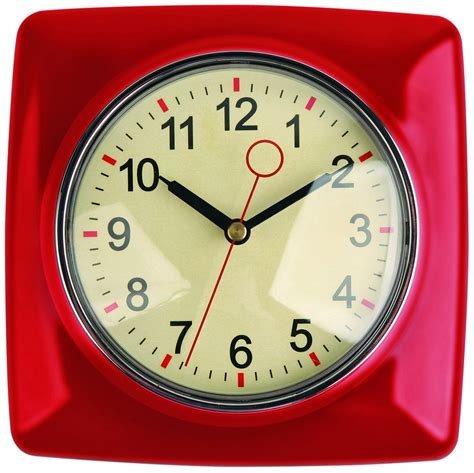 kitchen wall clock most beautiful kitchen wall clocks clocks shopping