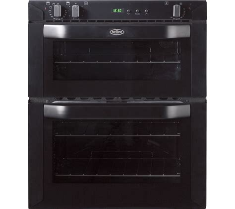 Buy Belling Bi70fp Electric Builtunder Double Oven