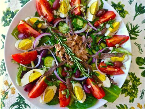 plat cuisiner salade niçoise recette authentique 196 flavors