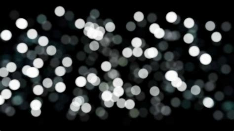 black  whtie bokeh lights royalty  backgorund video
