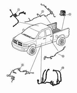 Dodge Ram 2500 Door Wiring Diagram