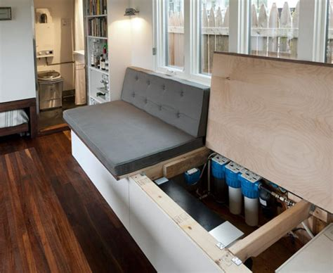 tiny house sofa minim home design now in production for buyers tiny 2843