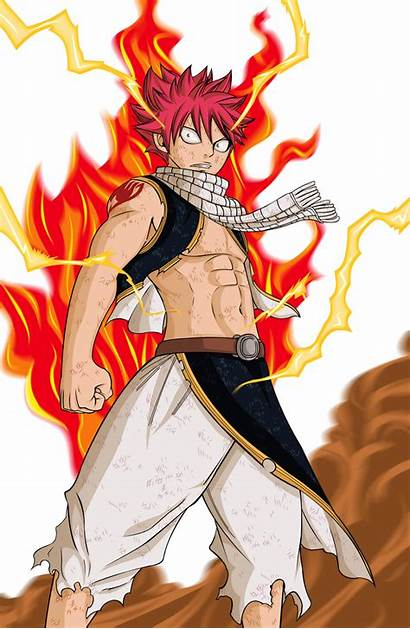 Lightning Dragon Flame Slayer Secret Natsu Move