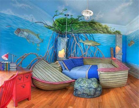 wandgestaltung kinderzimmer unterwasserwelt kinderzimmer komplett set 26 neue vorschl 228 ge