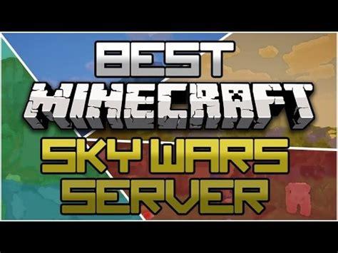 minecraft   multiplayer skywars server ip