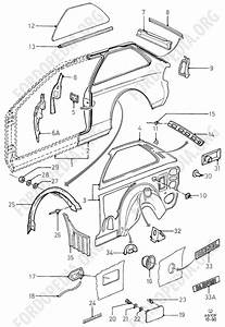 Ford Fiesta Parts List