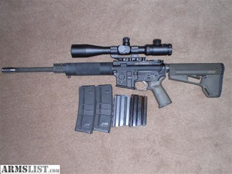 ARMSLIST - For Sale: .450 Bushmaster upper and ammo $1600