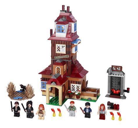 La Maison Des Lego by Harry Potter 2010 Sets A Modular