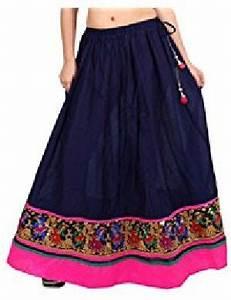 Designer Long Skirt - Manufacturers Suppliers u0026 Exporters in India