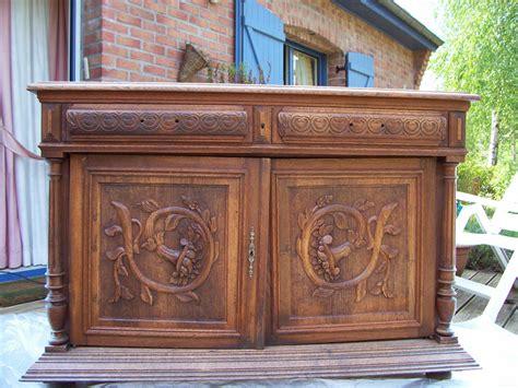 meuble cuisine repeint meubles henri ii avant apres album photos relooke