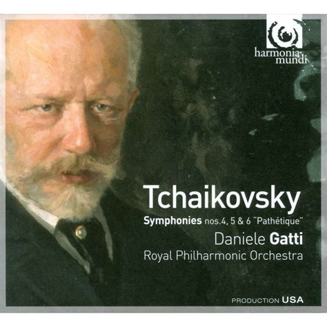 Symphonies Nos. 4, 5 & 6 / Royal Philharmonic Orchestra