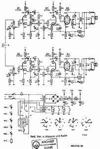 Philips P447 Rogers Majestic R847 Radio Sch Service Manual Free Download  Schematics  Eeprom