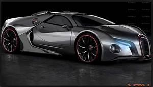 2017 Bugatti Chiron - Veyron Successor