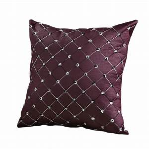 New decorative throw pillows cover for home decor sofa for Sofa back cushion covers