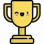 Flaticon Icon Icons Trophy Freepik Designed