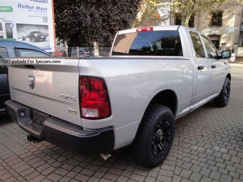 2013 Dodge Ram 1500 4x4 4.7 L Quadcab Klimaaut. Flexfuel