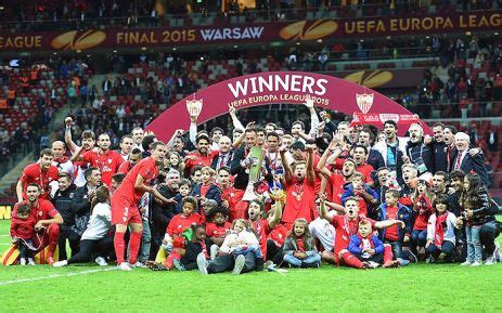 Sevilla wins Europa League with 3-2 victory over Dnipro