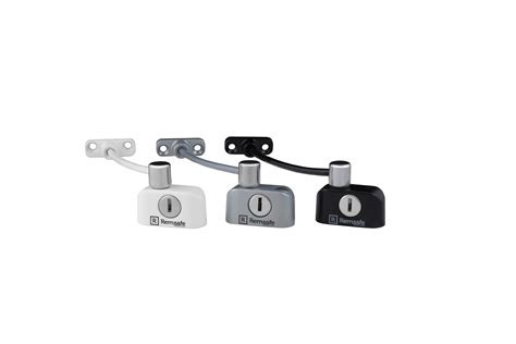 remsafe cable lock window restrictor
