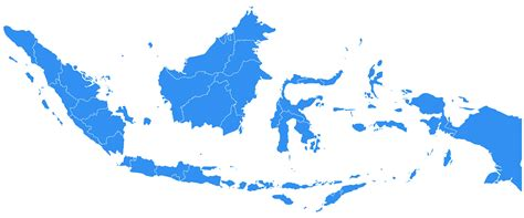 map  indonesia guide   world