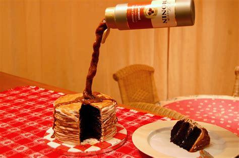 Pankūku kūka ar karameli..... - Betijas kūkas