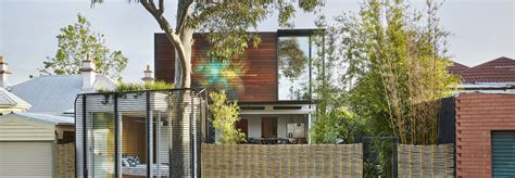 A Beautiful Melbourne House That Connects With Its Exteriors by Gorgeous Live Work Home In Melbourne Is Built With