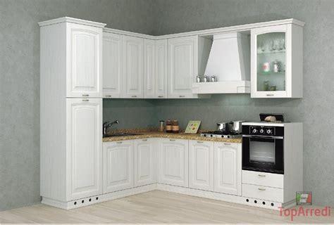 lavello angolare misure cucina classica ad angolo regard