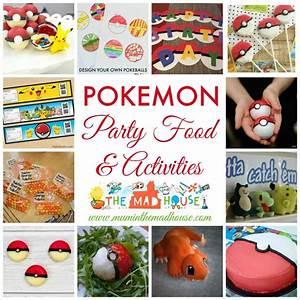 diy pokemon party ideas