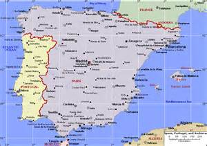 Mallorca Spain Map