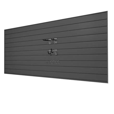 how to install garage doors and craftsman garage door opener for garage door proslat wall panel with mini hook combo kit in charcoal