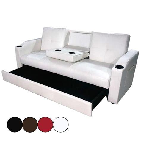 canapé avec lit tiroir canape convertible avec coffre