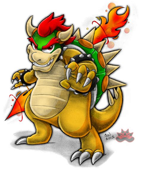 Collab I Am King Bowser By Dry