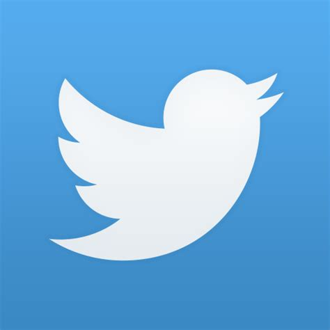 Gallery For > Twitter App Icon