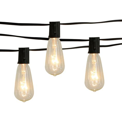 hudson 43 st40 clear edison bulb string lights 10c jo