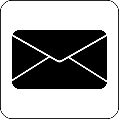 email clipart mail symbol clipart clipart suggest