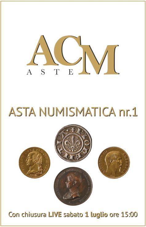 aste bid aste numismatiche panorama numismatico
